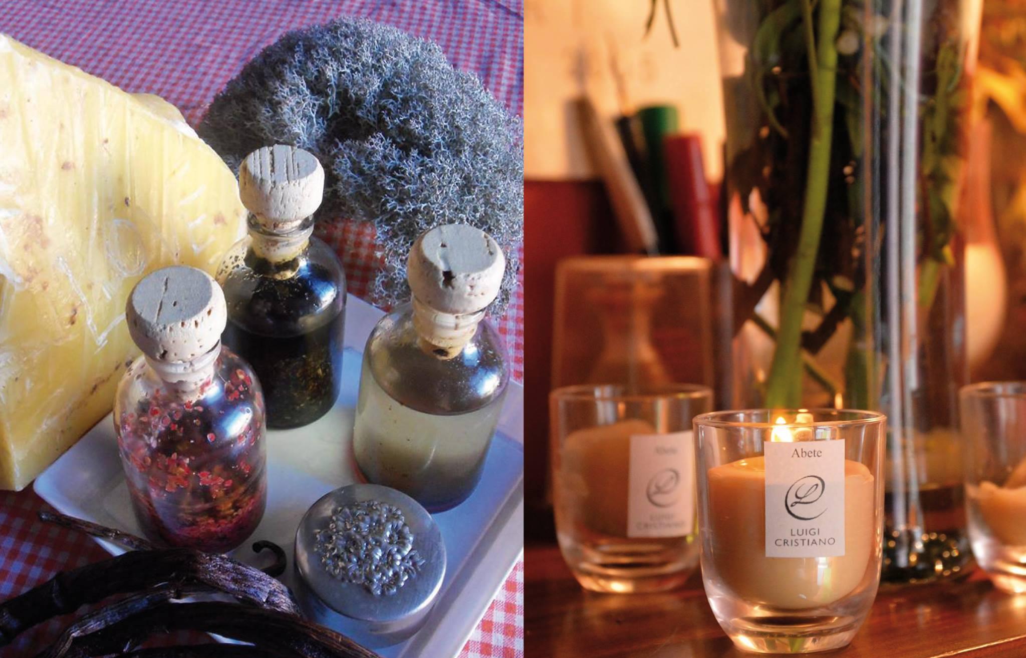workshop smell atelier