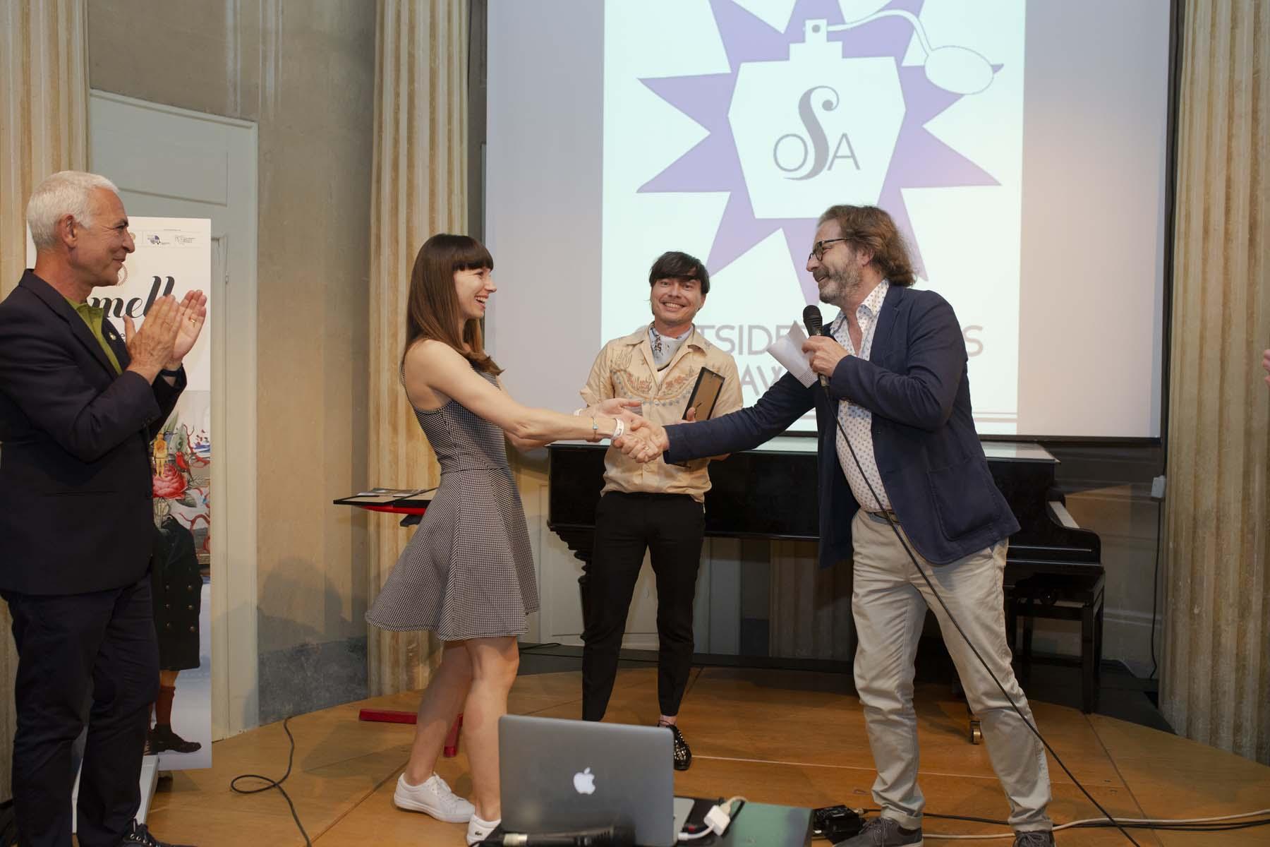 Marta Mason OSA! Award 2018