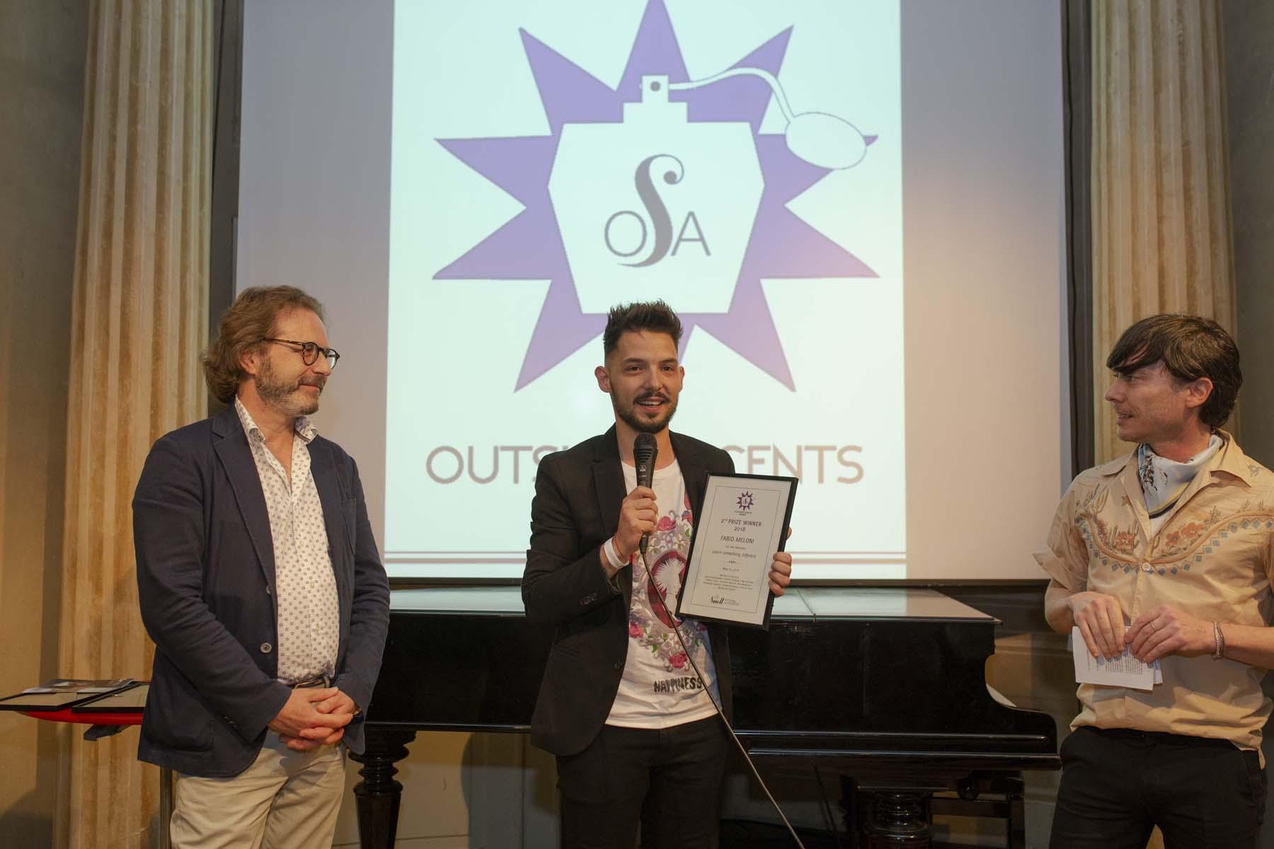 Fabio Meloni OSA! Award 2018