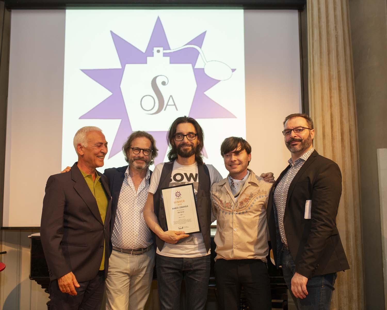 OSA! Award 2018