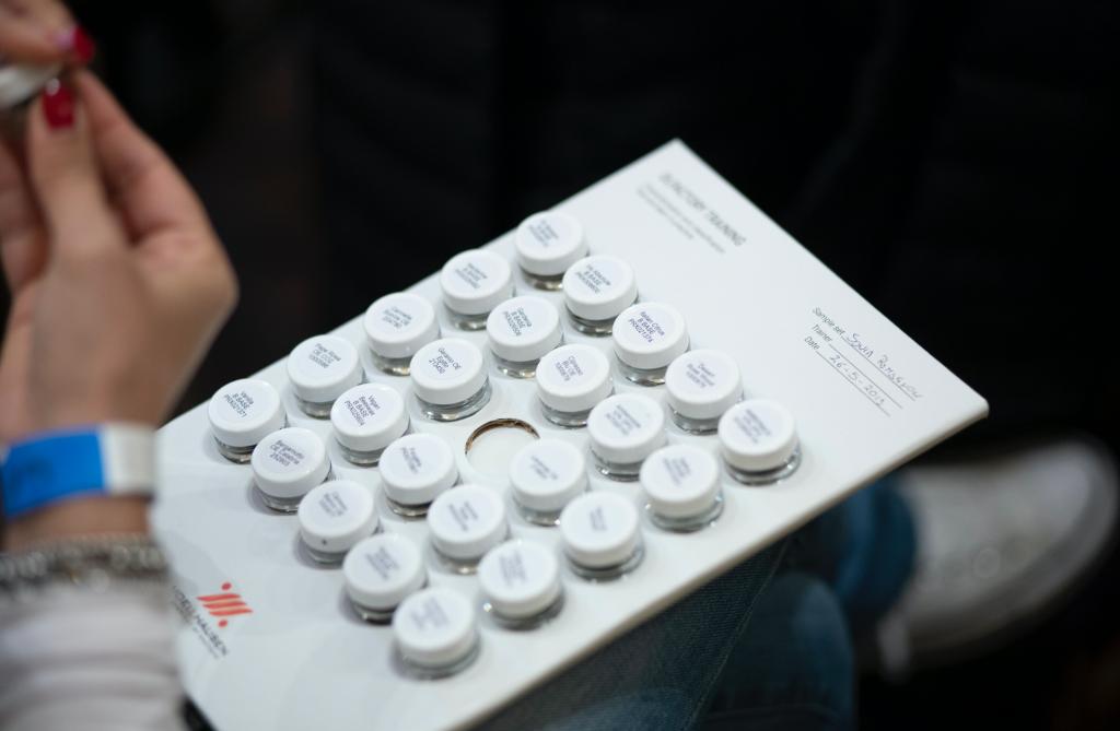 Smel Festival 2019 - Moellhausen olfactory kit